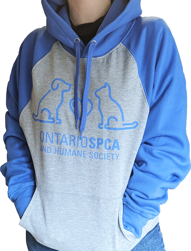 Ontario SPCA and Humane Society Hoodie