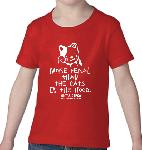 Click here for more information about More Feral Than the Cats in the Hood T-Shirt (Kids)