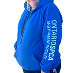 Click here for more information about Ontario SPCA and Humane Society Hoodie
